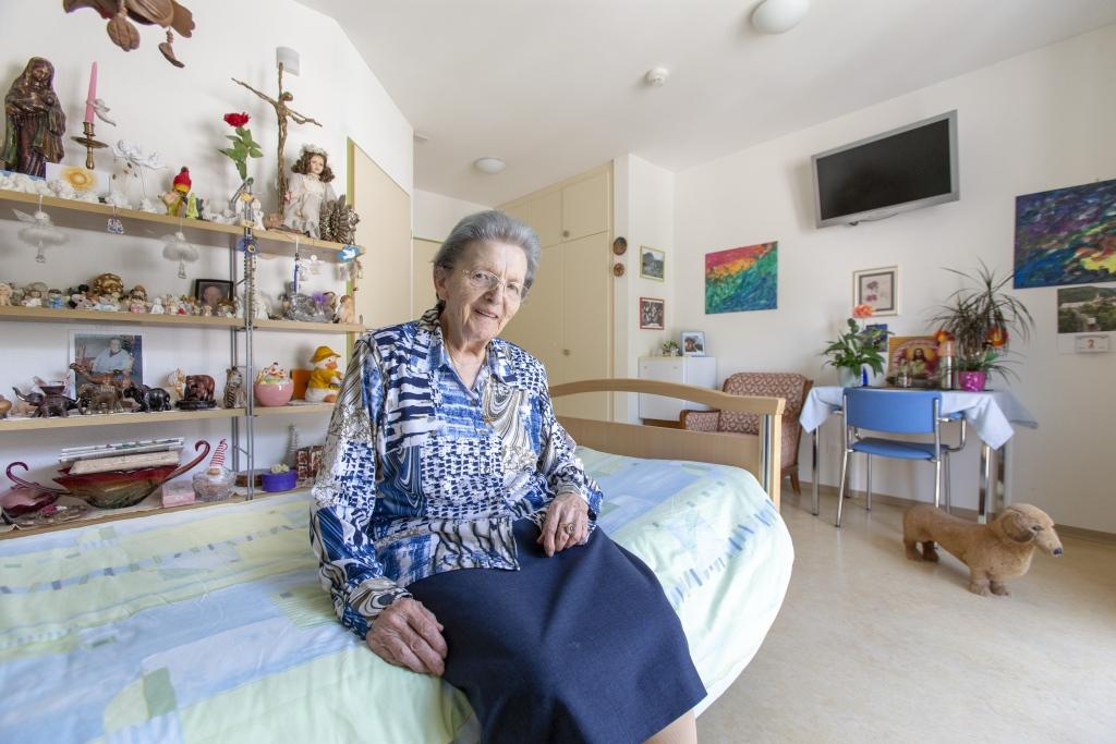 Gli albori della Casa Anziani San Donato